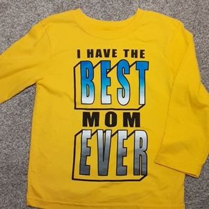Little kid long sleeve tee NWOT